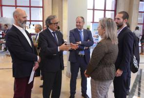 Pela primeira vez, a FINDE.U foi organizada pela Universidade do Porto, em parceria com a UTAD e a Universidade de Vigo.