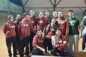 Equipas da U.Porto de Ténis disputaram o Campeonato Nacional Universitário em Lisboa.
