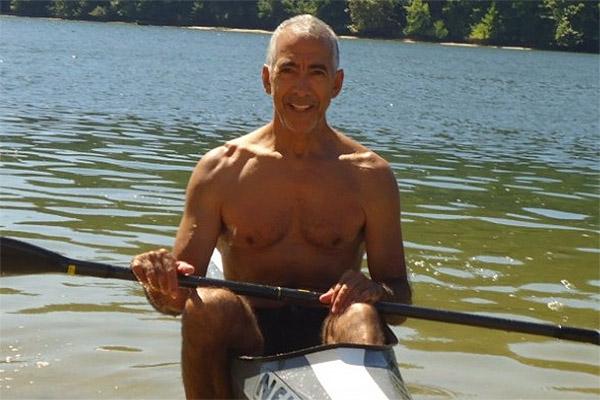 José Augusto Santos Campeão do Mundo de Canoagem
