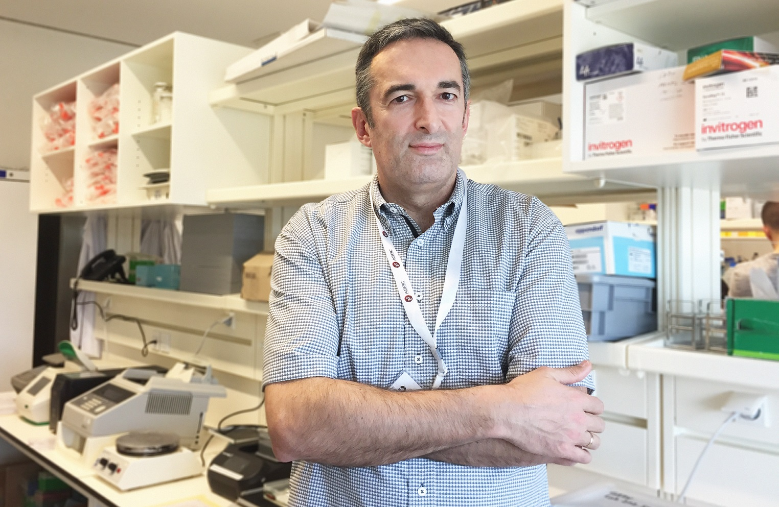 i3S (destaque) Nuno Rodrigues dos Santos1
