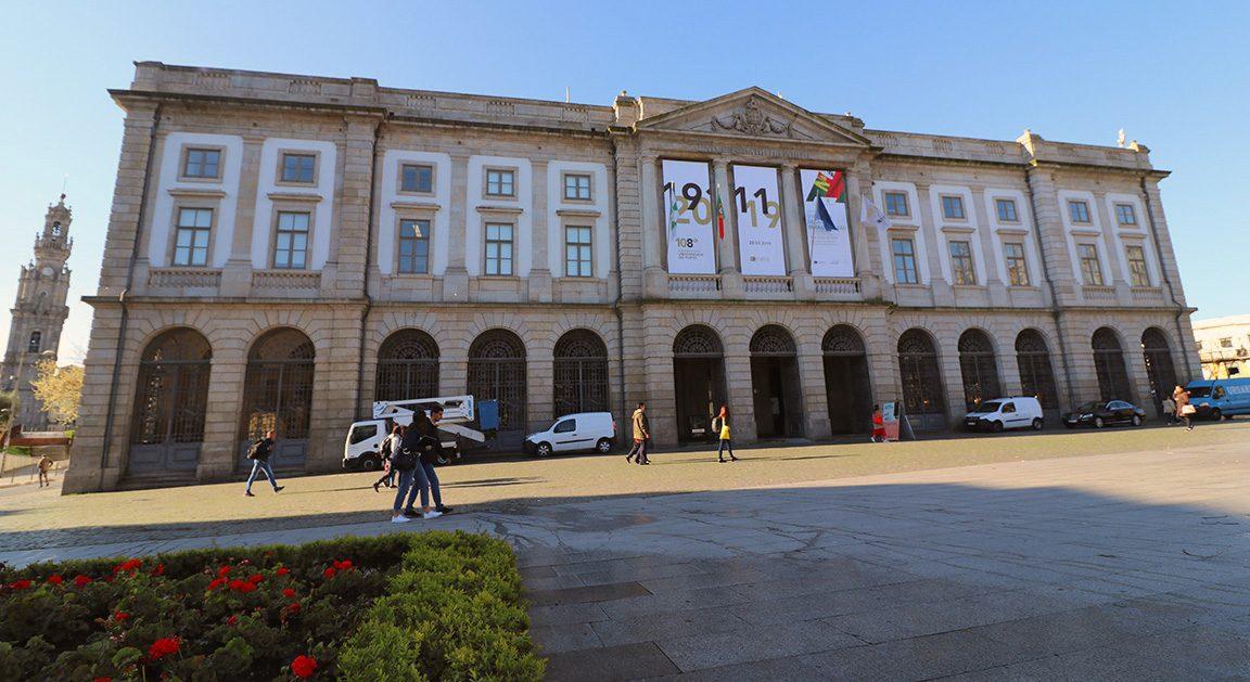 Reitoria da Universidade do Porto (destaque)|Reitoria da Universidade do Porto (destaque)|Reitoria da Universidade do Porto (destaque)