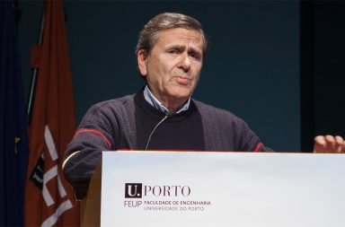 Fernando Lopes da Silva na FEUP (destaque)|Fernando Lopes da Silva na FEUP