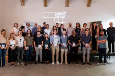 vencedores Prémio Archiprix 2019