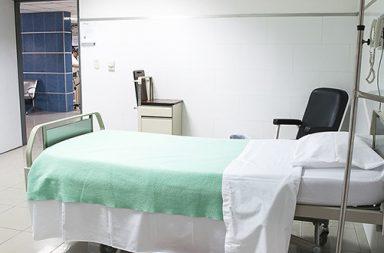 foto cama hospital UP|foto computador