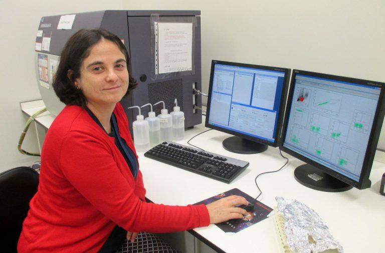 Fátima Macedo, coordenadora da equipa do i3S