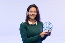 Alumna da FCUP vence prémio de inovação europeu
