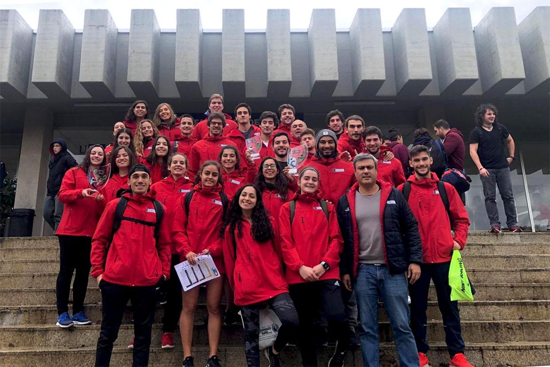 U.Porto volta a cantar vitória nos Jogos Galaico Durienses