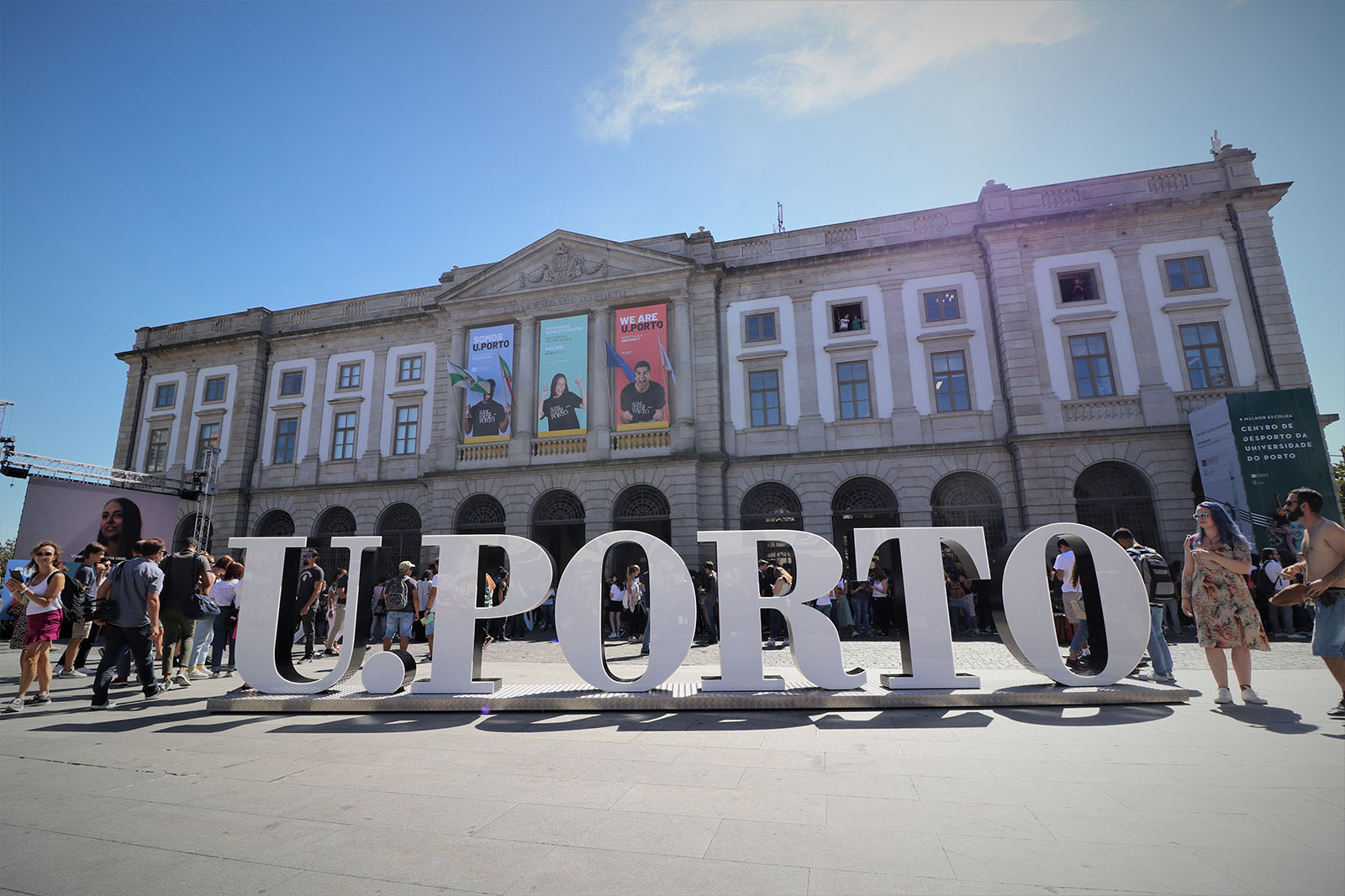 """5 boas razões para começar 2020 a visitar a """"casa mãe"""" da U.Porto"""