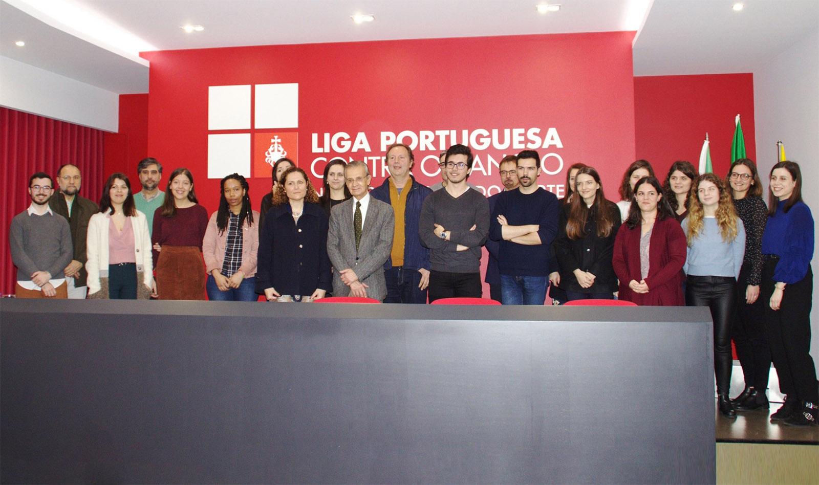 Liga Portuguesa Contra o Cancro distingue jovens investigadores da U.Porto