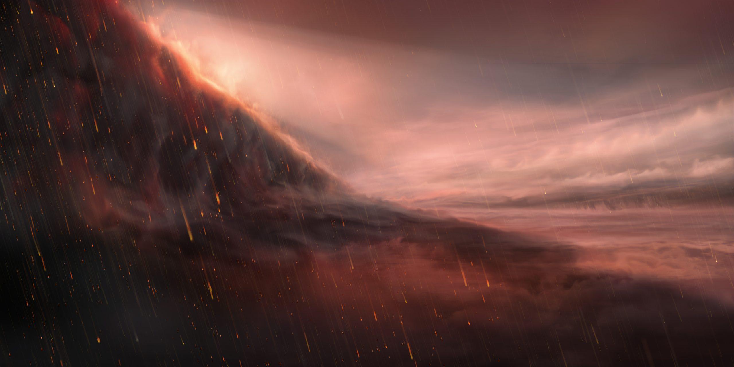 Investigadores do IA detetam exoplaneta onde chove ferro