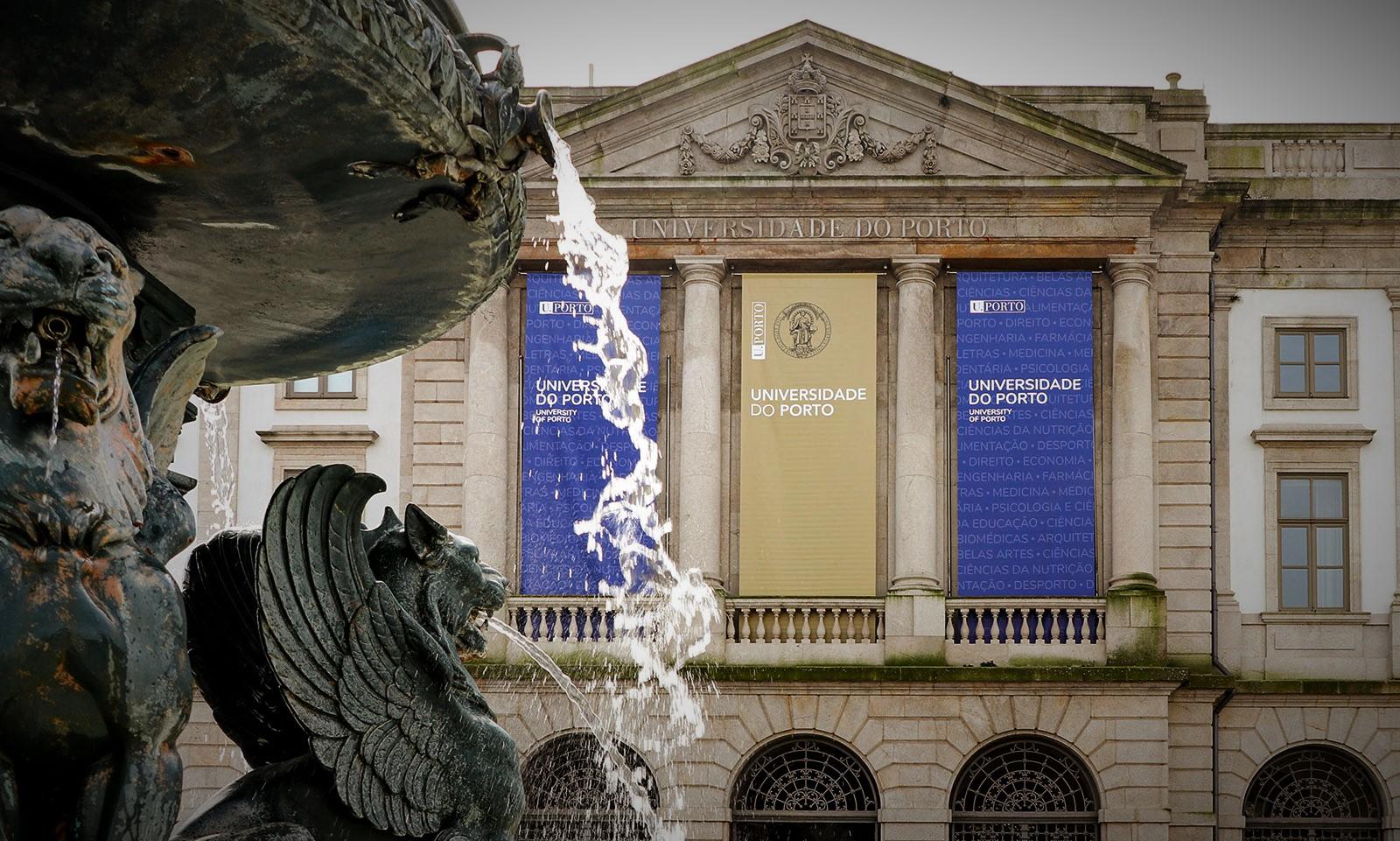 U.Porto comemora 109 anos com celebração... digital