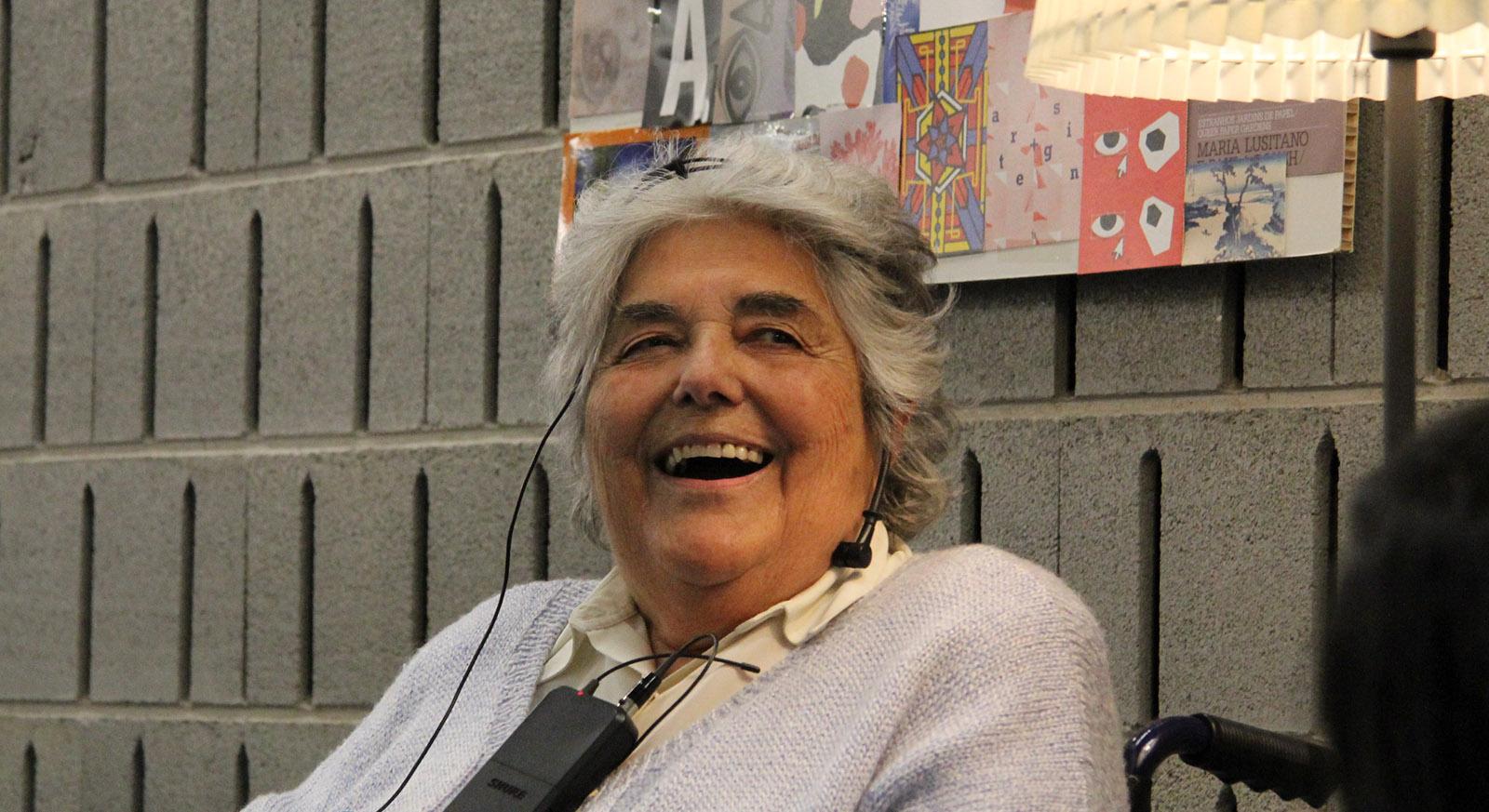 """Maria de Sousa: A homenagem """"devida"""""""