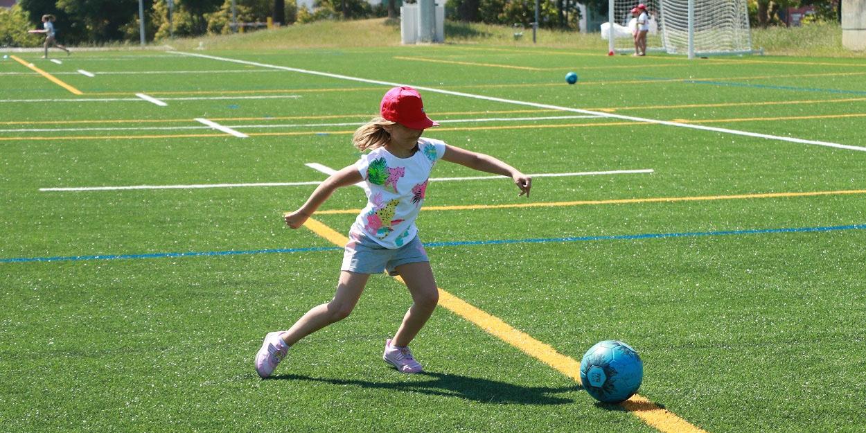 Campo de Férias Desportivas de Verão foi um sucesso e…ainda não acabou!