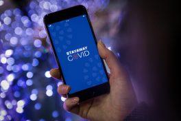 STAYAWAY COVID: app que segue os passos da pandemia já disponível para download