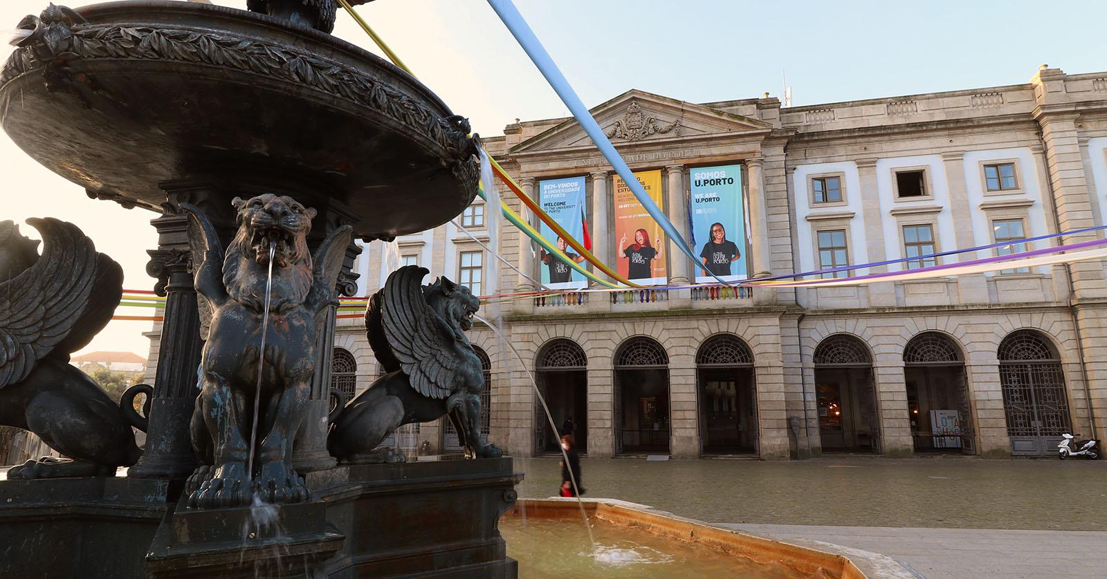 U.Porto veste-se de gala para receber novos estudantes