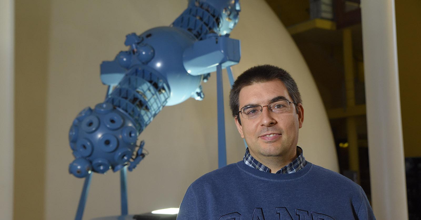 Sérgio Sousa: de olhos nas estrelas, em busca de novos mundos