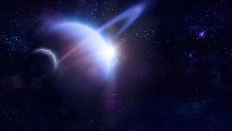 """Júpiter e Saturno voltam a """"encontrar-se"""" 800 anos depois. E vamos poder vê-los..."""