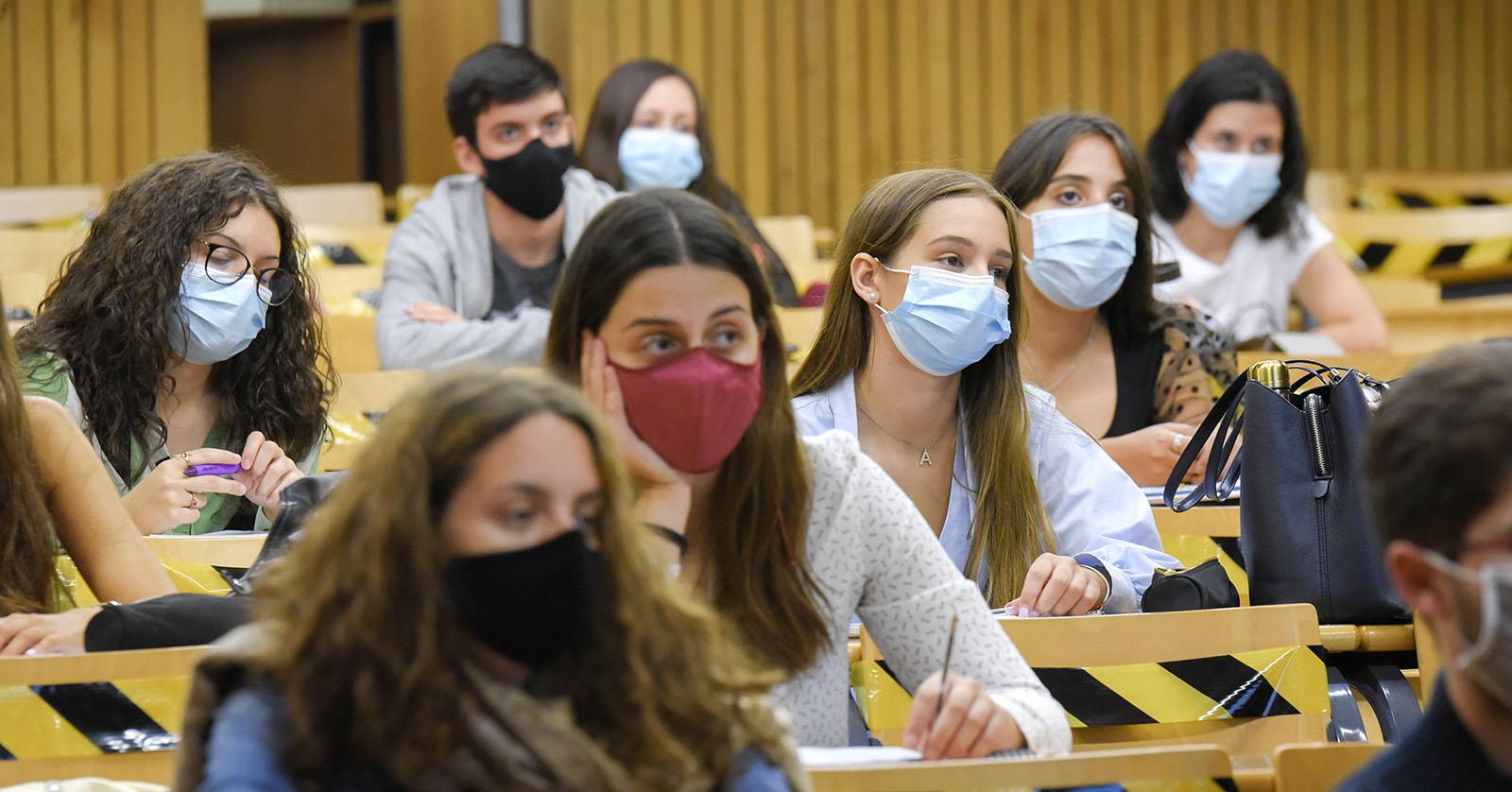 Revelados os primeiros resultados dos testes serológicos aos estudantes