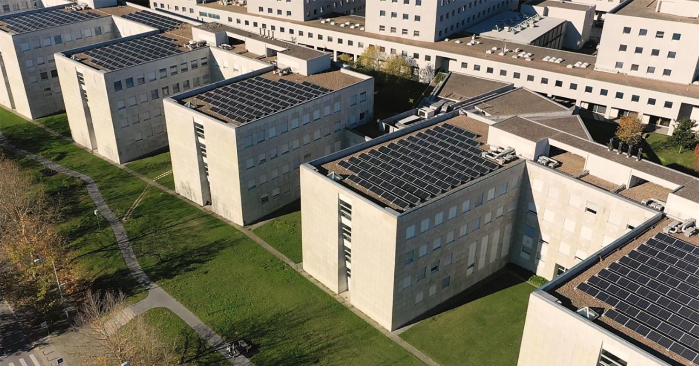FEUP instala Unidade de Produção Fotovoltaica de Autoconsumo