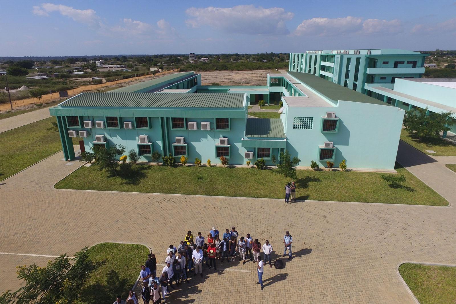FCUP ajuda a capacitar Moçambique para observar a Terra a partir do espaço