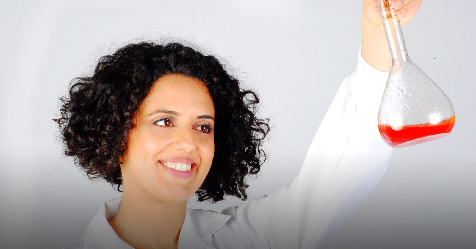 Sofia Vieira: quando a química e a sustentabilidade se atraem