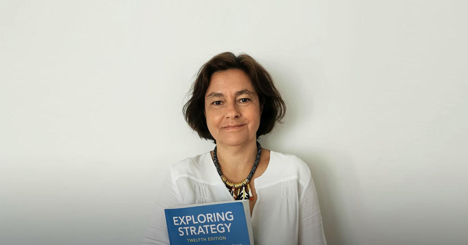 Catarina Roseira: a paixão pelo marketing na academia e nos negócios