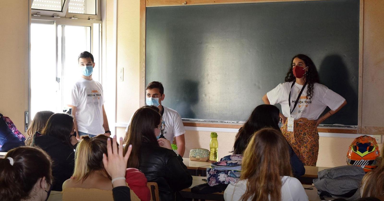 Estudantes de Medicina do ICBAS levaram Saúde à comunidade