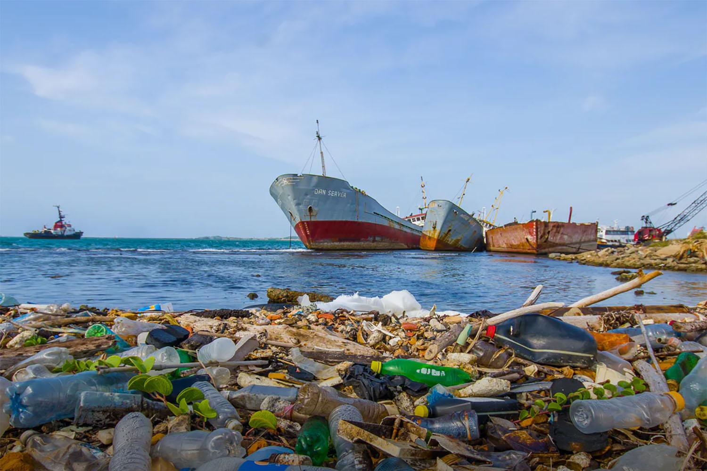 Pescadores e investigadores do CIIMAR juntos no combate ao lixo marinho