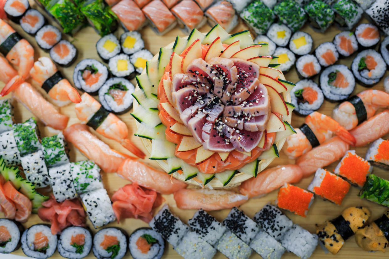 Parasitas no sushi? A Biologia explica como evitá-los