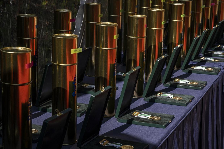 Câmara do Porto homenageia figuras da Universidade