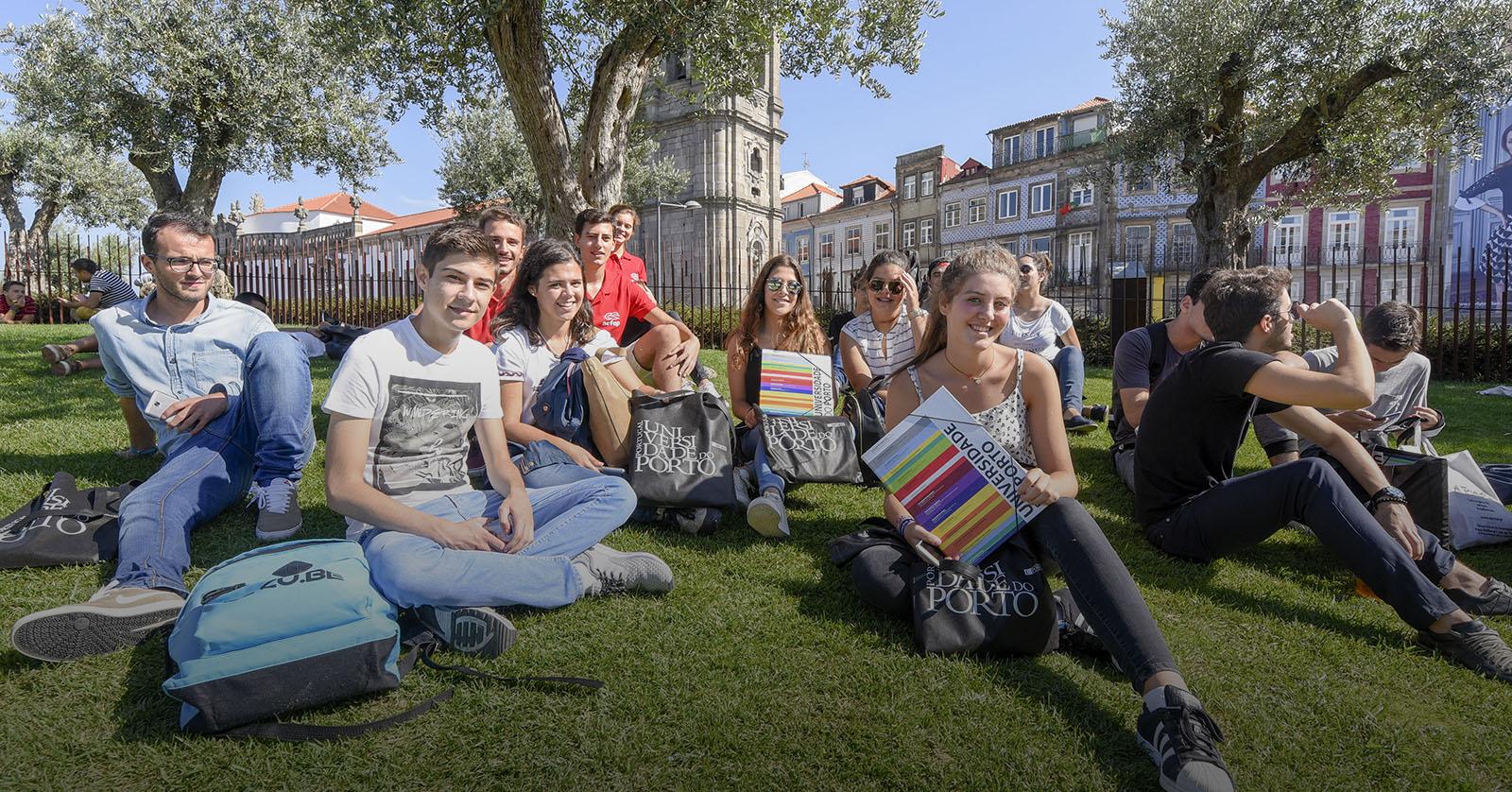 Acesso ao Ensino Superior: U.Porto abre recorde de vagas para 2021/2022