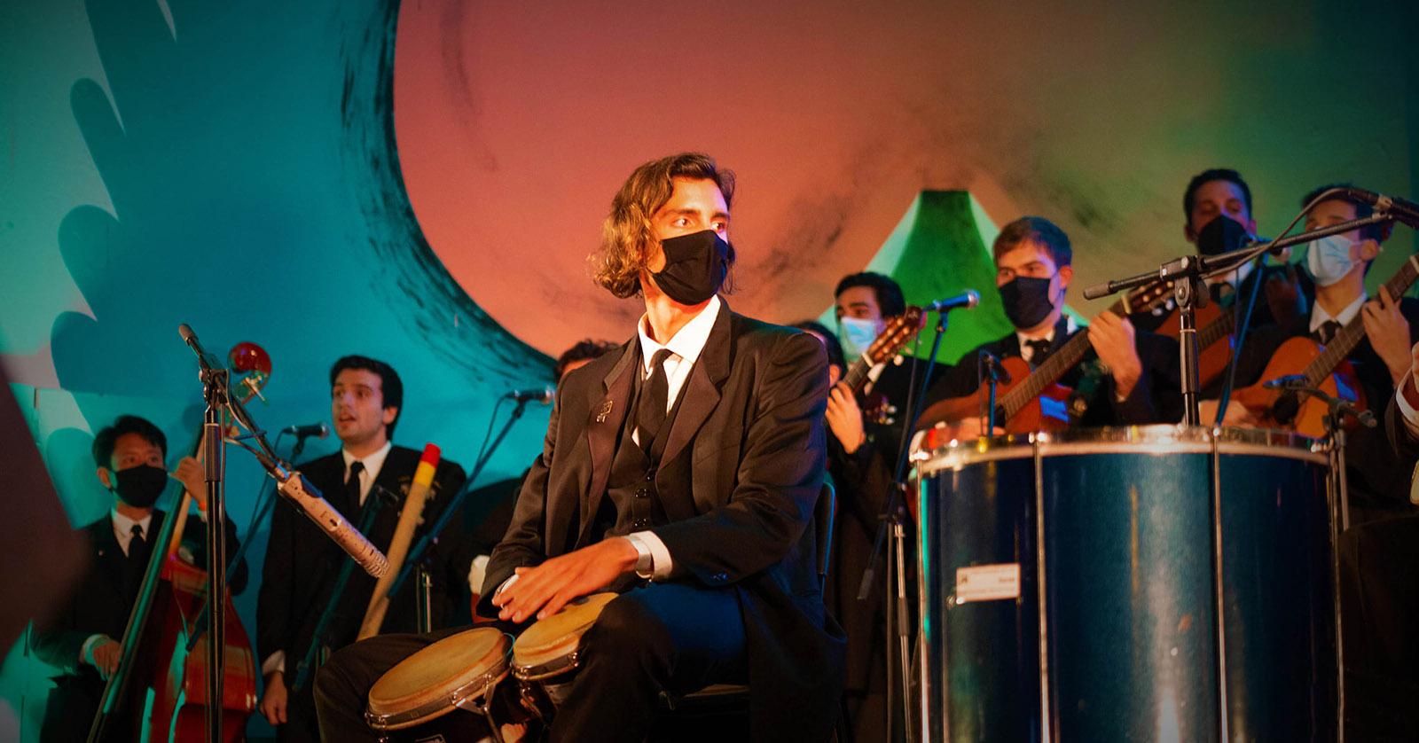 XXXV FITU celebra a música académica nos Jardins do Palácio de Cristal